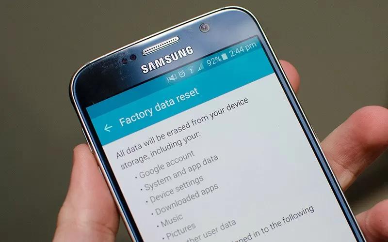 récupérer des données perdues après Usine Réinitialiser Android
