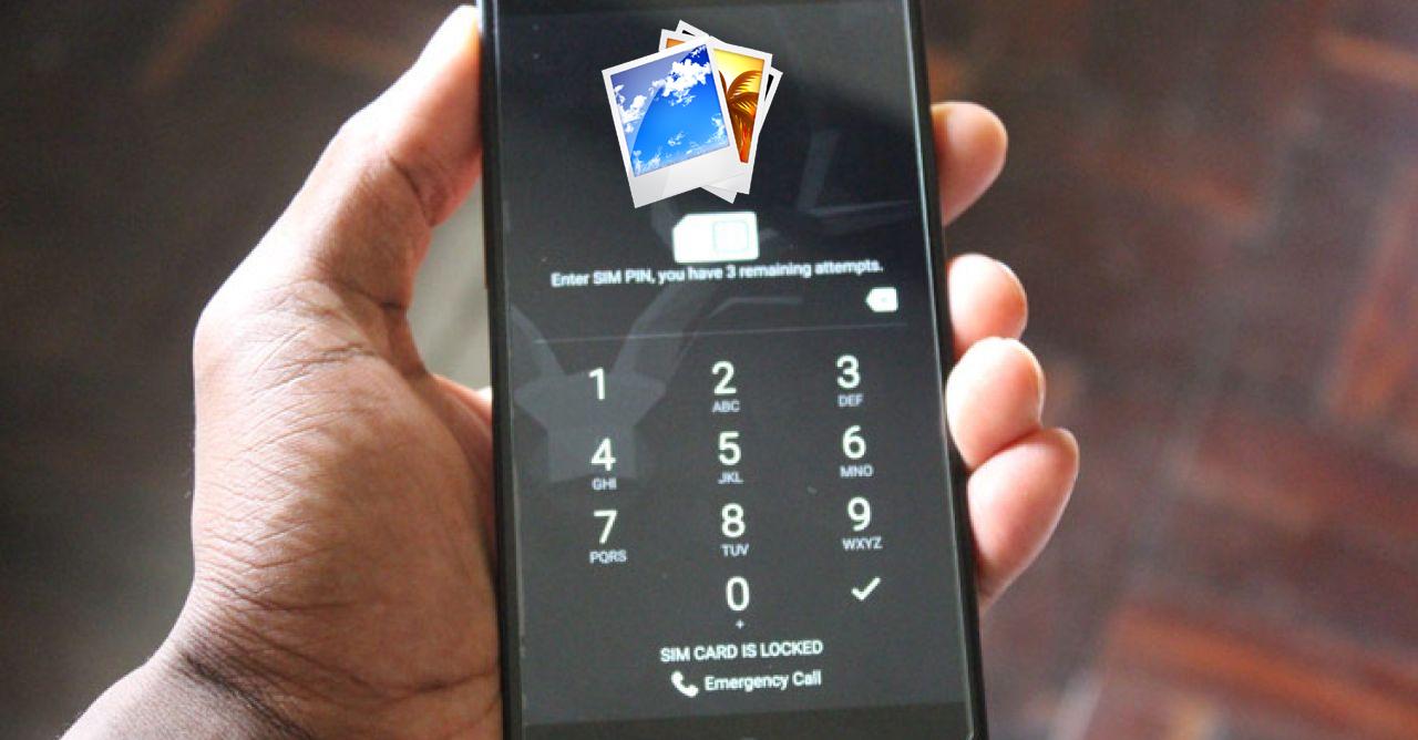 récupérer des photos à partir d'un téléphone Android verrouillé