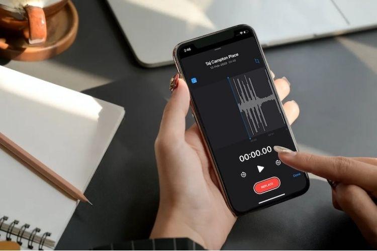 récupérer des enregistrements vocaux supprimés sur iPhone