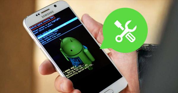 Erreur de récupération du système Android <3e> sur Android