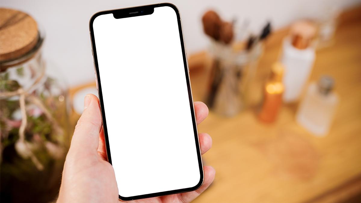 réparer l'écran blanc de la mort sur iPhone