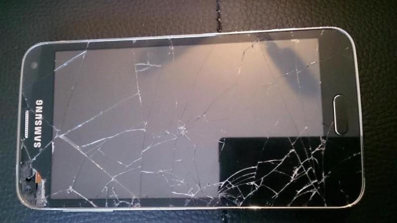 récupérer des photos d'un téléphone Samsung cassé