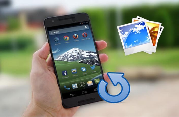 récupérer des photos après Android Réinitialiser usine