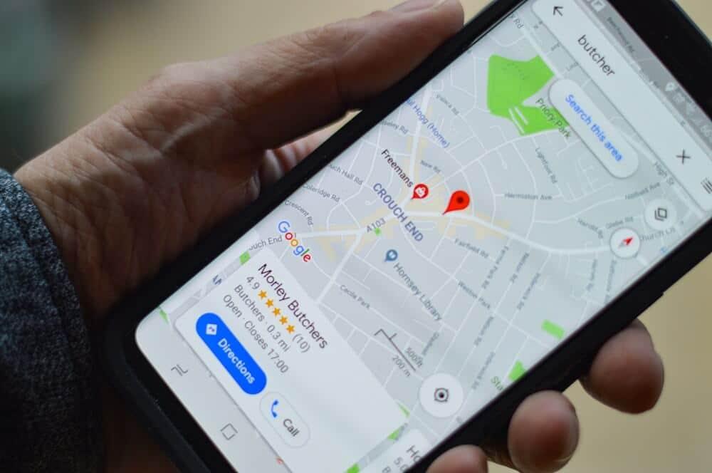 fixer Google Maps ne fonctionne pas sur Android